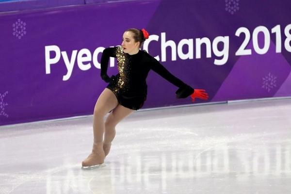 Не виступ, а катастрофа. Українська фігуристка провалила коротку програму на Олімпіаді-2018