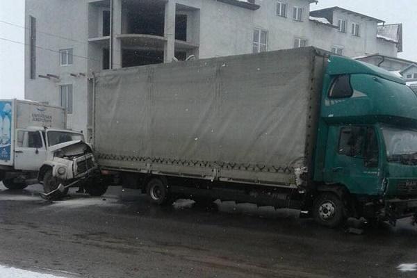 В Озерній під Тернополем знову ДТП