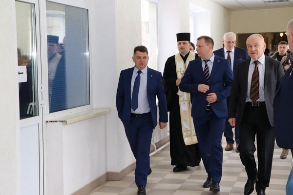 Віктор Овчарук: «Позитивних змін у медицині області не зауважує той, хто вперто цього не хоче бачити»
