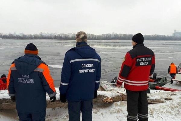 Пошуки тіла зниклої в Києві студентки зупинили (Фото)