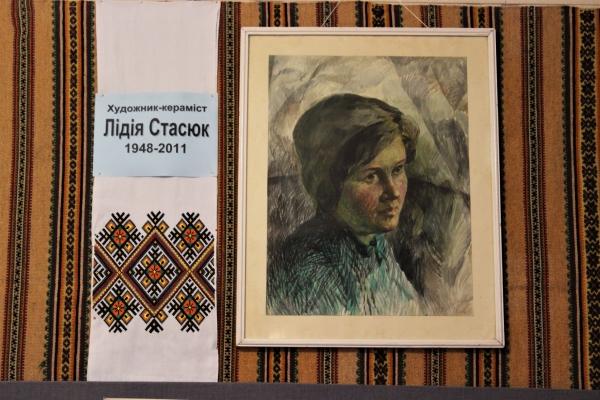 Майстриня Лідія Стасюк: У глині закарбована душа