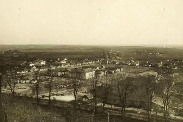 Новий Почаїв часів Першої світової війни (Фото)