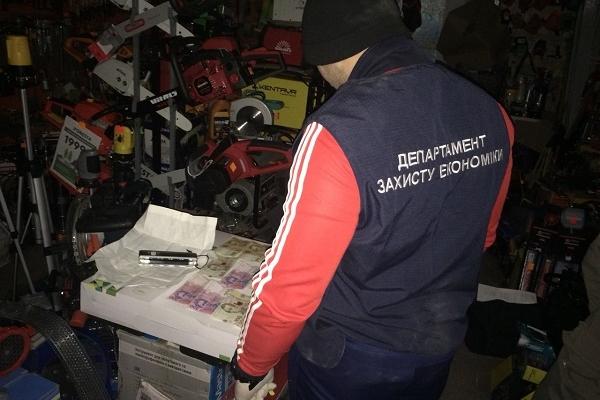Чиновник вимагав 1,5 тисячі гривень хабаря