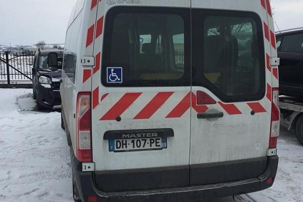 До Тернополя везуть «Соціальне таксі»