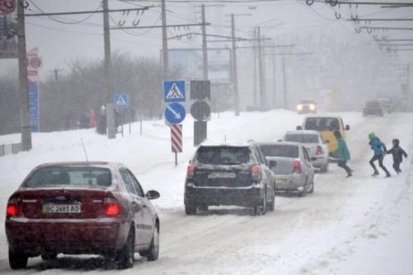 До -20 градусів: синоптики попереджають про погіршення погодних умов