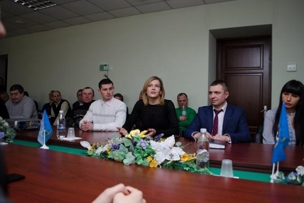 Регіональний бізнес-інкубатор у Тернополі стане місцем, де народжуються успішні проекти (Фото)