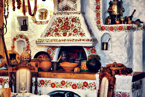 Чому в українській хаті не було підлоги, а була долівка