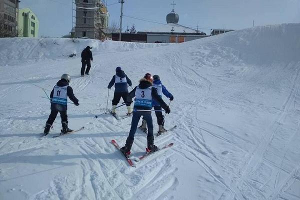 Хто з тернопільських школярів навчатиметься ставати на лижі у Савич-парку безкоштовно?