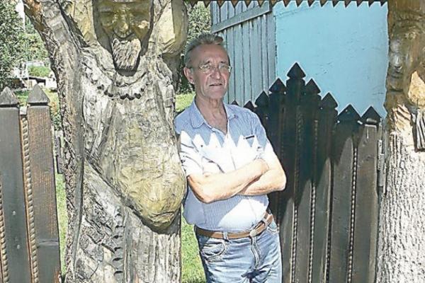 «Кобзарі» тернополянина Іларіона Пилипця