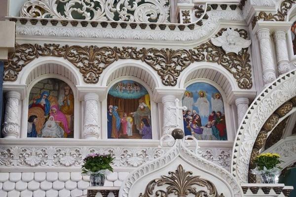 Єдиний в світі вишитий іконостас знаходиться на Тернопільщині (Фото)