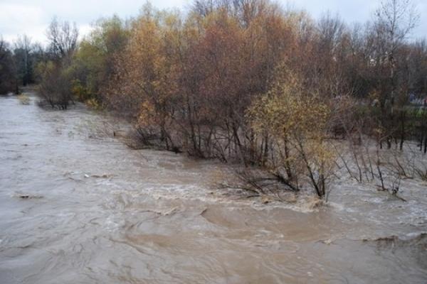Рятувальники попередили про підвищення рівнів води у річках Тернопільщини