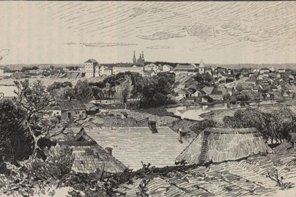 Як виглядав Тернопіль 120 років тому