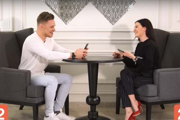 Тернопільська блогерка Наталя Литвин перемогла у «Батлі дружніх жартів» (Відео)