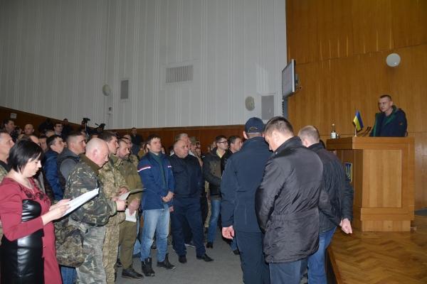 Громадські організації учасників АТО, волонтерів засудили дії силовиків  3 березня під Верховною Радою України