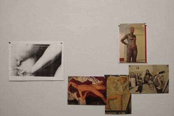 Виставку «Художник і модель» відкриють у тернопільській галереї «Бункермуз»