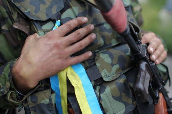 У Тернополі відбудеться народна церемонія вшанування добровольців