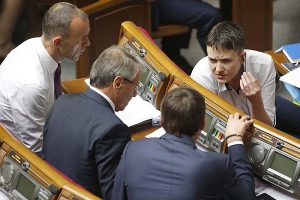 Савченко готувала теракт у стінах парламенту – Луценко
