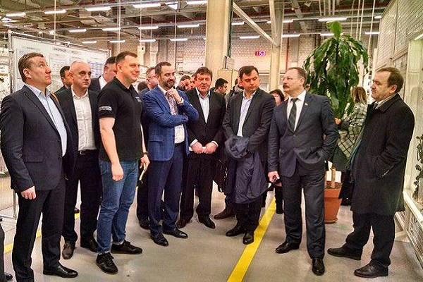 На Тернопільщину приїхав Комітет Верховної Ради України з питань бюджету (Фото)