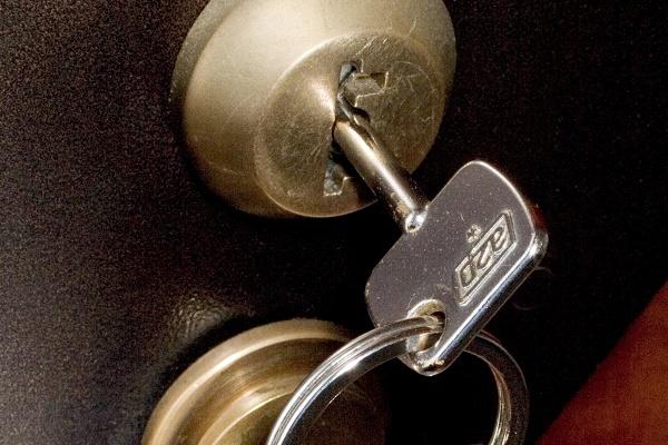Залишений у замку ключ – спокуса для крадіїв