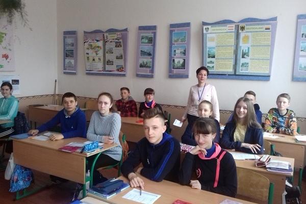 Школярів на Тернопільщині вчать обирати професію