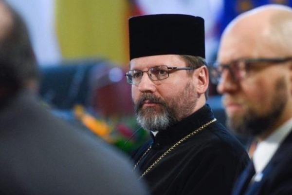 Іноземним політикам Арсенія Яценюка у приклад поставив Глава Церкви