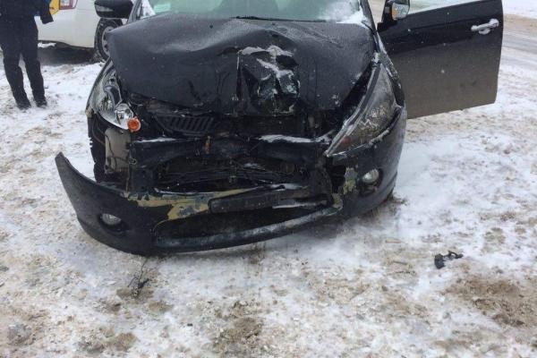 У Тернополі – жахлива аварія: є постраждалі (фото)