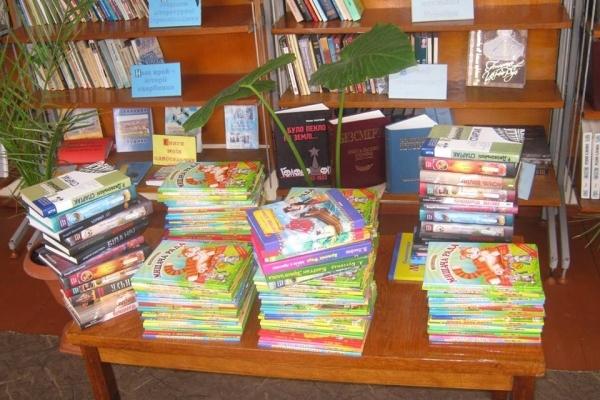Більче-Золотецька громада на Тернопільщині закупила нові книги для місцевих бібліотек