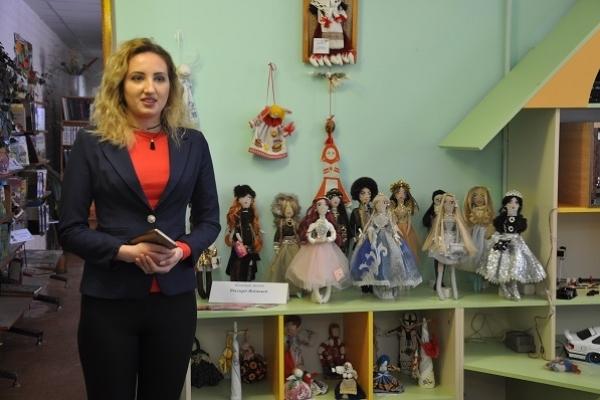 Тернопільській бібліотеці-музею національної іграшки виповнилося 5 років (Фото)