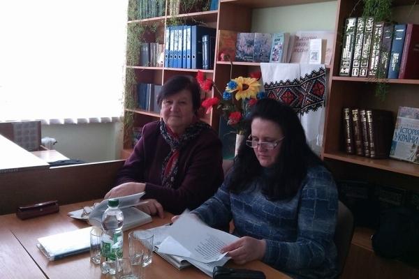 У Борщеві на Тернопіллі читали вірші чотирма мовами