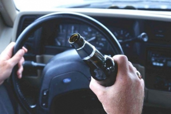 Поліцейські склали понад 270 адміністративних протоколів за керування транспортними засобами у нетверезому стані
