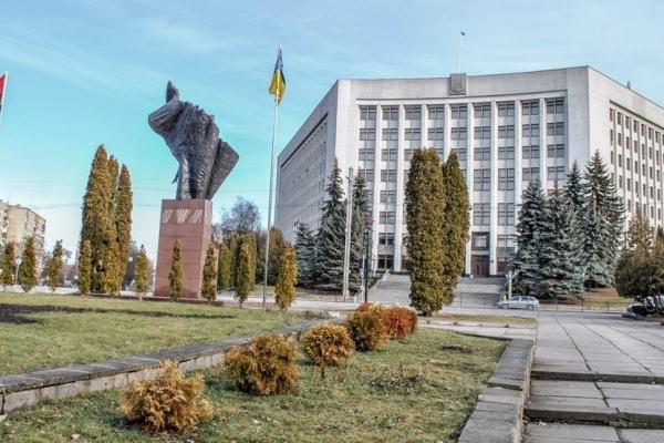 Перше засідання сесії нової Тернопільської обласної ради відбудеться 25 листопада