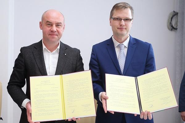 У Тернополі підписано черговий Меморандум про співпрацю