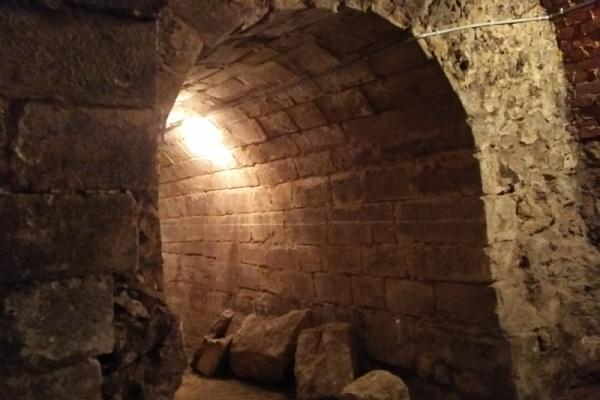 Церкву, яка знаходиться у підземеллях Тернополя, відкриють для туристів
