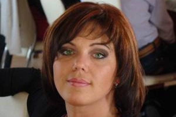 Зеленооку актрису-красуню з Тернополя «помітив» Президент