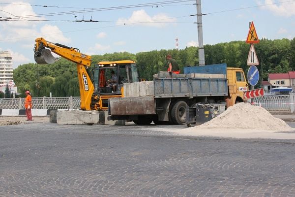 Коли все таки закінчиться реконструкція дамби у Тернополі?