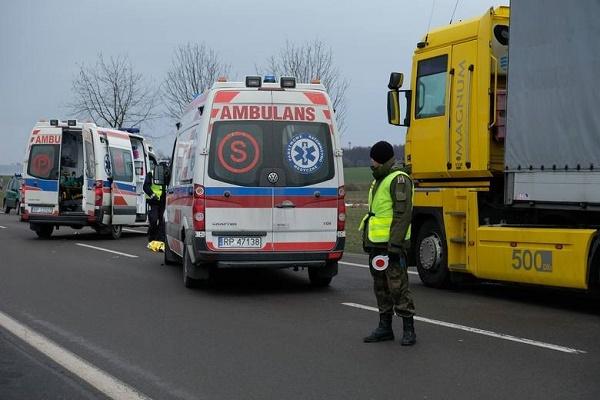 У черзі на польському кордоні загинув українець (Фото)