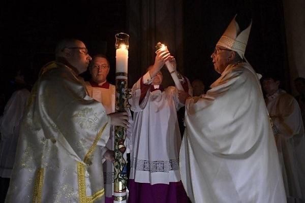 Католицька церква святкує Великдень