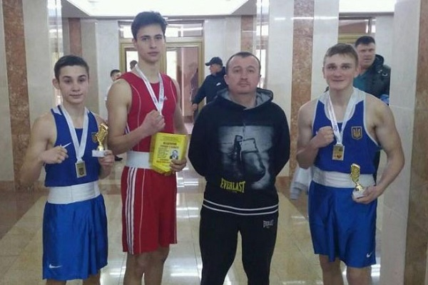 Тернопільські боксери привезли п'ять перемог з Рівного