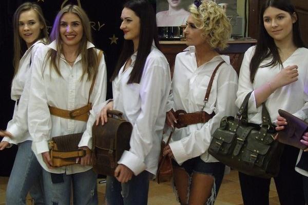 У Тернополі на вечірці «Краса в деталях» представили новинки моди від українських дизайнерів та елітну косметику
