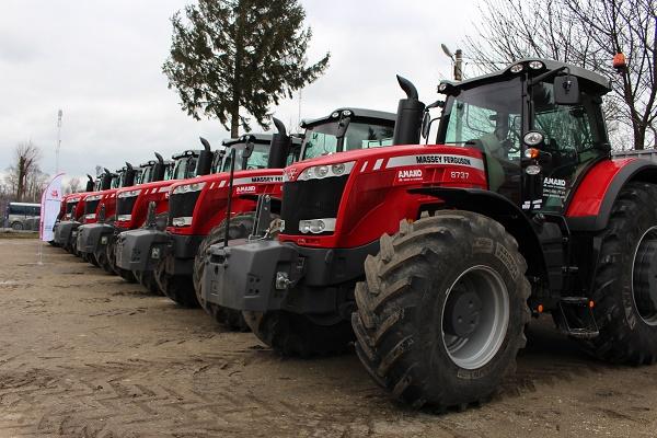 Агрохолдинг «МРІЯ» закупив техніку на 2,8 млн доларів