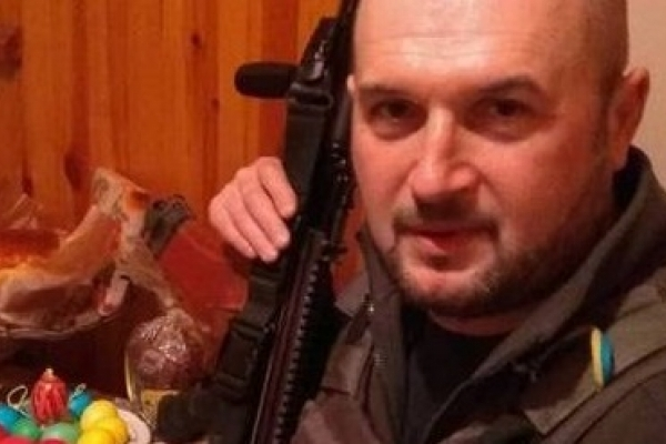 «Замість кошика у нас з кевлару шолом» – боєць з Тернополя привітав з Великоднем