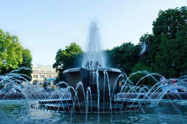Оприлюднили графік роботи тернопільських фонтанів