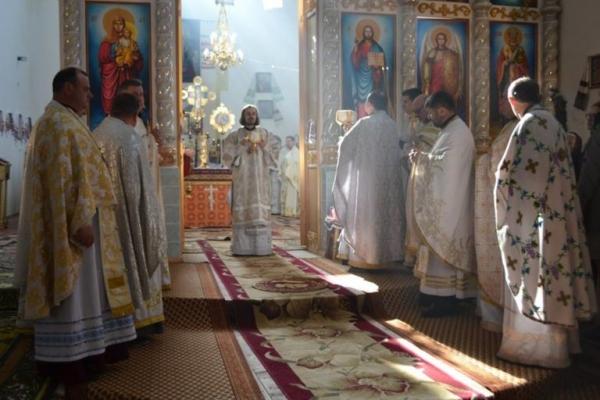 13 квітня відбувся похорон протоієрея Олександра Страхарчука