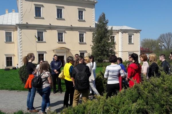 «Вихідні у Тернополі»: В день заснування міста провели екскурсію підземеллями (Фото)