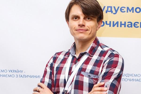 Молодь йде в політику: Іван Кізюк став головою Тернопільського осередку Галицької Партії