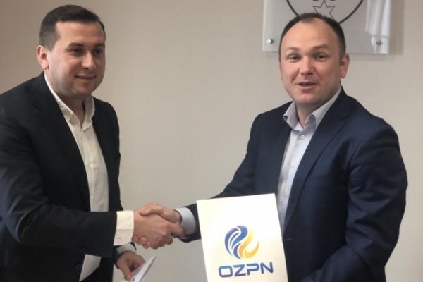 Тернопільська футбольна федерація співпрацюватиме з поляками (Фото)