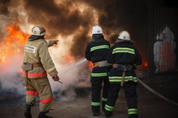 Сьогодні пожежники відзначають своє професійне свято
