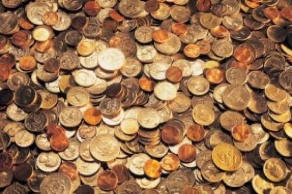 З 18 квітня в Україні введено нову монету номіналом 10 гривень