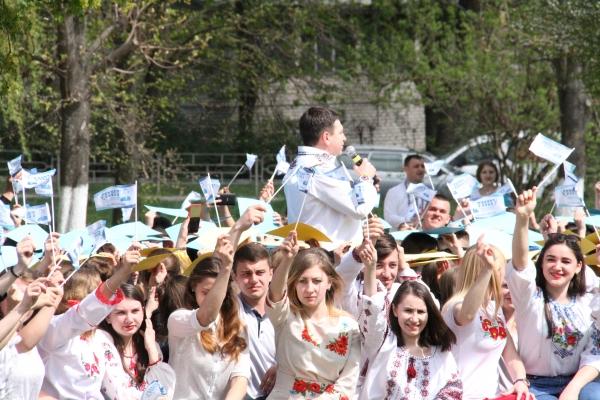 ТНПУ відсвяткував свої іменини (Фото)