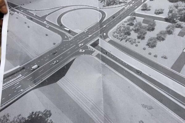 Тернополянам показали, як виглядатиме Гаївський міст (Фото)